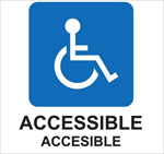 accessible handicap