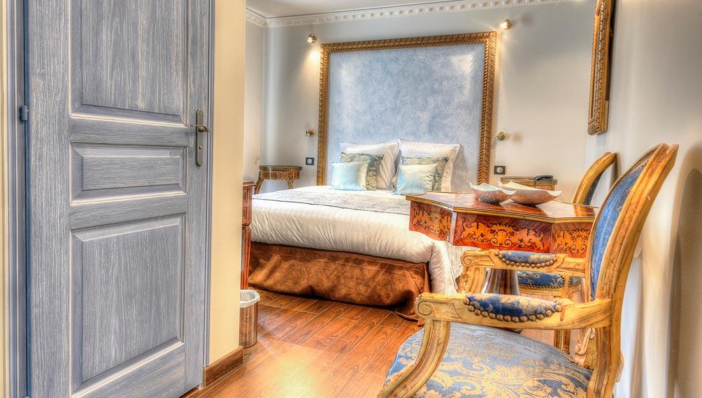 Chambre excellence villa aultia