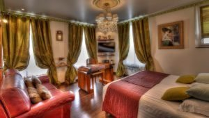 Junior suite villa aultia