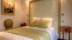 Chambre confort villa aultia