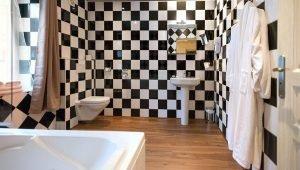 Suite Art déco - Salle de bain