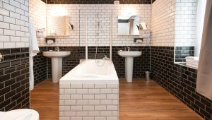 Suite Art Nouveau- Salle de bain