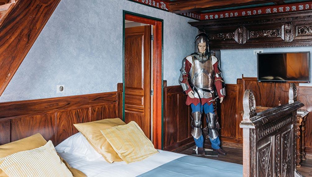 Junior suite Médiéval villa aultia